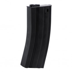 Metal Shell 120rd Midcap Mag for M4 AEG