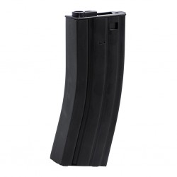 Metal Shell 300rd Highcap Mag for M4 AEG