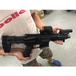 Prowin AR9 Conversion Kit for Marui M4 MWS GBB