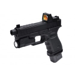 SLR Rifleworks Airsoft Slide for Umarex Gen 3 Glock19 (RMR Pre Cut)